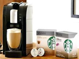 Starbuck Coffee Makers Machine At Home Starbucks Barista
