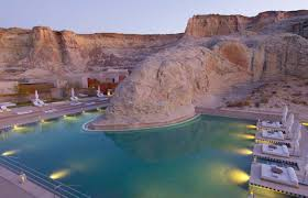 100 Resorts Near Page Az The Amangiri Spa Resort Brings Modern Luxury To Southern