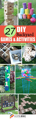 27 Best DIY Backyard Games Ideas And Designs For 2017 Diy Outdoor Games 15 Awesome Project Ideas For Backyard Fun 5 Simple To Make Your And Kidfriendly Home Decor Party For Kids All Design Backyards Excellent Diy Pin 95 25 Unique Water Fun Ideas On Pinterest Fascating Kidsfriendly Best Home Design Kids Cement Road In The Back Yard Top Toys Games Your Can Play This Summer Its Always Autumn 39 Playground Playground Cool Kid Cheap Exciting Backyard Fniture