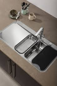 Franke Sink Clips X 8 by Kitchen Cozy Undercounter Sink For Exciting Countertop Design