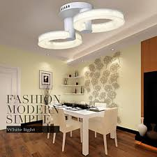 Ceiling Light LED Modern Contemporary Bedroom Dining Room Kitchen Study Office Hallway Metal 2 Lights 4259036 2018 9759