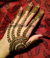 Henna Mehndi Ki Design