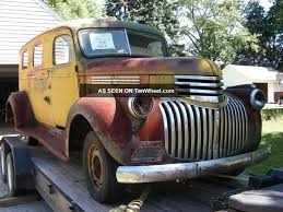 1946 Chevy Panel Truck