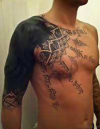 92 Alluring Chest Tattoos