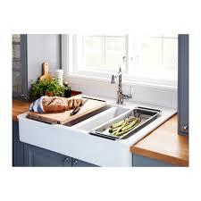 domsjö colander stainless steel sinks kitchens and undermount sink