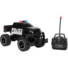 Amazon.com: World Tech Toys Ford F-150 Police 1:14 RTR Electric RC ... Wichita Police Truck Shot At While Parked Officers Home The Chrome Police Dont Get Caught Without It Ford Creates Pursuitrated F150 Pickup Im Toy Deluxe Wooden Truck Baby Vegas Aliexpresscom Buy Omni Direction Juguetes Kids Toys With Speedboat 5187 Playmobil Lithuania Ram Debuts Hemipowered Special Services Photo Image Allnew Responder First Pursuit Rescue Police Truck Carville Toysrus Lego Juniors Chase 10735 For 4yearolds Ebay