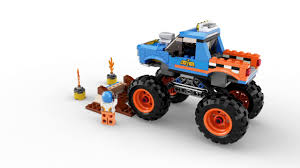 LEGO City Monster Truck (60180) - YouTube Lego Monster Truck 192pcs I Tried Building The Monster Truck But It Didnt Turn Out Right Lego Ideas Product Ideas 10260 Slot Carunion Moc Technic And Model Team Eurobricks Forums Monster Truck In Ardrossan North Ayrshire Gumtree Month Is Tight Cant Effort Blue From For City 2018 Review 60180 Youtube Transporter No 60027 18755481