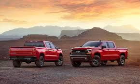 GM Unveils 2019 Chevrolet Silverado Gmc Sierra 1500 Vs Chevy Silverado Syracuse Ny Bill Rapp Buick Denali Gets A Sibling Meet The Raetopping Canyon Colorado Midsize Rivalry 2015 Ram Semilux Shdown High Country 2500hd Competion Lowe Chevrolet 2017 Ford F Series Super Duty Youtube Dodge Pickup Trucks Gas Truck Lift Kits By Bds Vs 2016 Head To F150