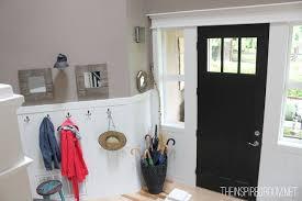 Entry Front Door Makeover