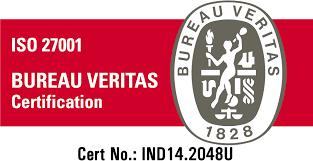 logo bureau veritas certification press release magellan solutions receives iso 27001 certification
