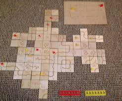 Wooden Carcassonne Board Game 6 Steps