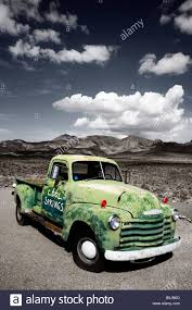 Old Truck Historic Cool Springs Gas Station Route 66 Arizona USA ...