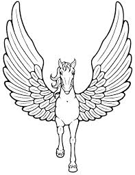 Unicorn Coloring Pages For 8 Year Olds Wings Plus Trend Free With Plan