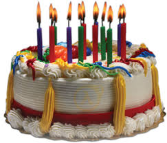 Birthday Cake Pic PNG Image