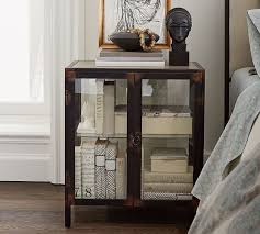 Pottery Barn Master Bedroom by Flynn Bedside Table Pottery Barn For The Home Pinterest