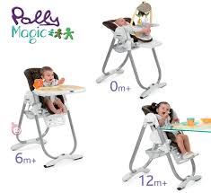 chaise haute chicco polly magic les bons plans de micromonde