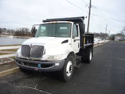USED 2012 INTERNATIONAL 4300 DUMP TRUCK FOR SALE IN IN NEW JERSEY #11121