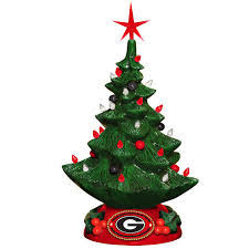 Georgia Bulldog Christmas Tree Wwwtopsimagescom