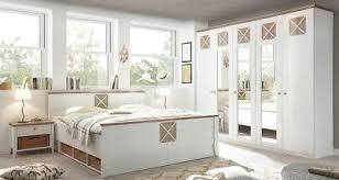 schlafzimmer komplettset helsinki schrank bett nachttisch
