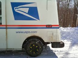 Usps Mail Truck In Snow, Usps Truck | Trucks Accessories And ...