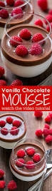 Kraft Pumpkin Mousse Trifle by Best 25 Vanilla Mousse Ideas On Pinterest Chocolate Mouse