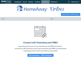 HomeAway / VRBO Integration – RemoteLock