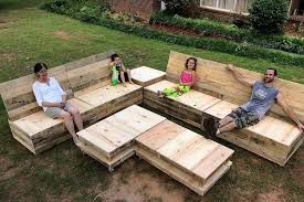 Superb Pallet Furniture Plans