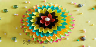 Picture Of Your Easy Paper Craft Is Ready