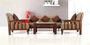 Wooden Couch Design Wood Sofa Designs Pictures Org For Small Living Rooms