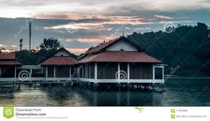 100 Houses In Malaysia Malay House Pulau Pangkor Stock Photo Image Of Hand