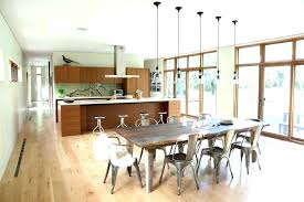 Pendant Lights Over Dining Table Hanging Light Com For