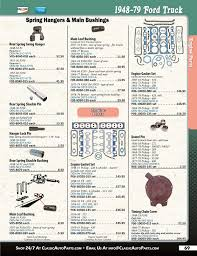 Ford Pickup Online Catalog - Page 69 Engine Parts