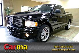 2005 DODGE RAM SRT10 Stock # 14643 For Sale Near Duluth, GA | GA ...