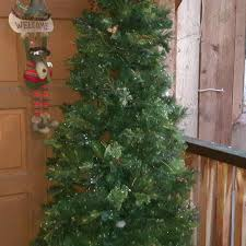 75 Foot Artificial Pine Christmas Tree With Lights