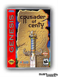 Crusader Of Centy - Soleil GEN Genesis Game Case Box Cover Brand New ...
