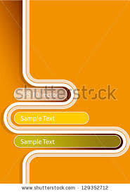 Abstract Orange Background Eps10 Image Contain Transparency And Various Blending Modes