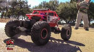 100 Rc Cars And Trucks Videos Monster Truck For Children L Rock Crawler RC Truck UNBOXING