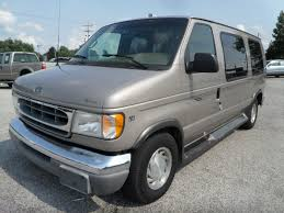 2002 Ford Regency Conversion Van 70K Miles