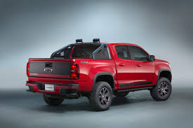 100 2015 Concept Trucks The Great News About The Colorado Z71 Trail Boss 30 The