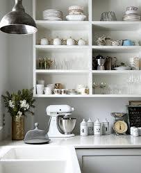 etageres de cuisine photos 40 cuisines à étagères ouvertes maison et demeure
