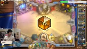 Hearthstone Hunter Beast Deck Loe by New Deck Reno Dragon Paladin Climbed From Rank 4 To Legend