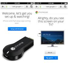 How to setup Chromecast on Mac PC or iOS for use with iPhone and iPad