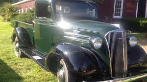 1937 Chevrolet Chevy Pickup Antique Truck - YouTube