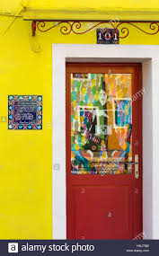 100 Studio 101 Door And Sign Details In Description With Yellow Wall Of