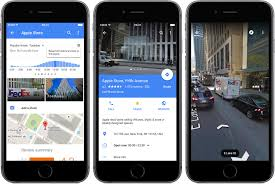 Google Maps gains new voice controls in navigation Street View