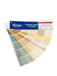 nuancier peinture facade exterieure couleur pour les peintures façade