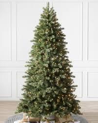 Woodland Spruce Narrow Artificial Christmas Tree