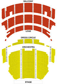 Oriental Theater Chicago Seating Chart 26 new chicago theatre