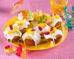 gummibärchen muffins mit hermannteig