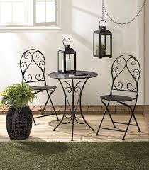 Aspen Tree Cafe Table And Chairs Set Chic Kitchen 3 Piece Round Bistro  Table Sets Indoor Outdoor Compact Black Metal Bistro Table 2 Folding Chair  ... Portrayal Of Wrought Iron Kitchen Table Ideas Glass Top Ding With Base Room Classic Chairs Tulip Ashley Dinette Set Zef Jam Outdoor Patio Fniture Black Metal Nz Kmart And Room Dazzling Round Tables For Sale Your Aspen Tree Cafe And Chic 3 Piece Bistro Sets Indoor Compact 2 Folding Chair W Back Wrought Iron Dancing Girls Crafts Google Search